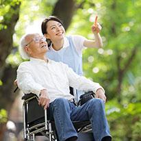 認知症高齢者の介護