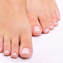 足と爪のケア